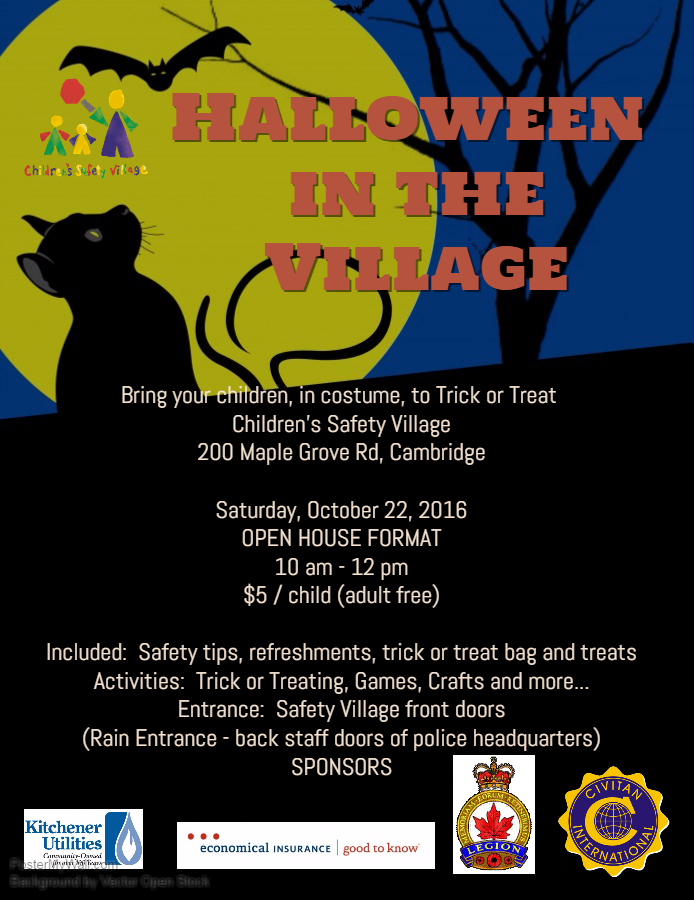 Halloween in the Village 2016 Final