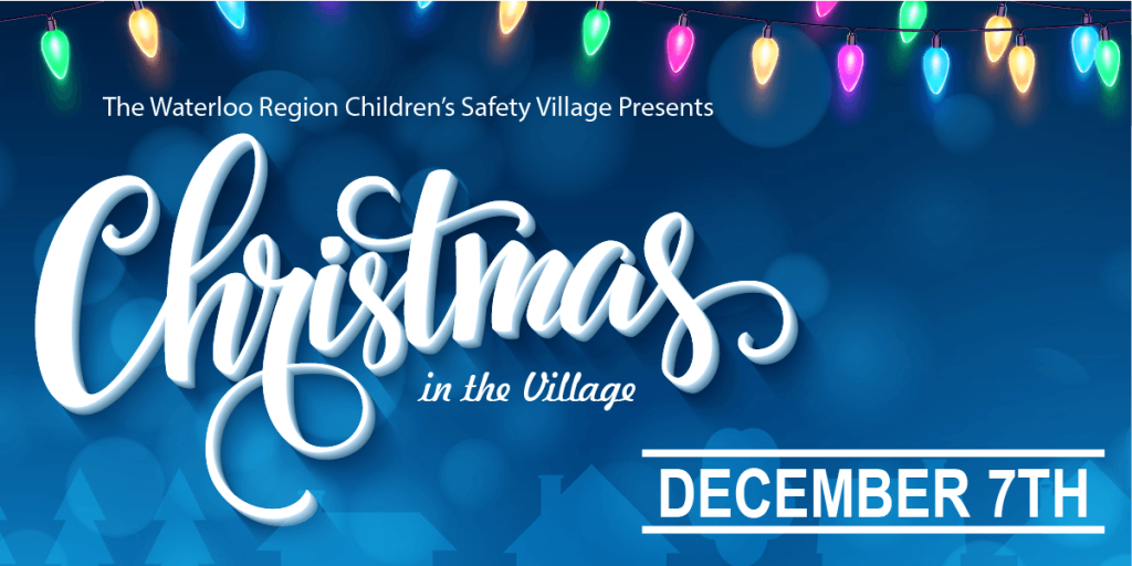 Christmas in the village poster header